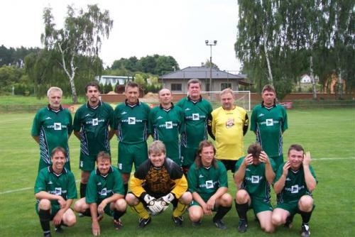 Memoriál FK 2012- tým Horní Břízy