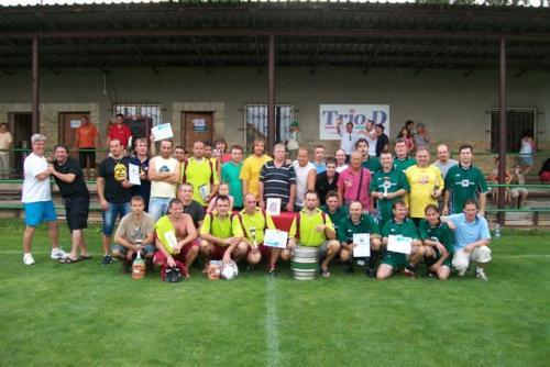 Memoriál FK 2012- společné foto