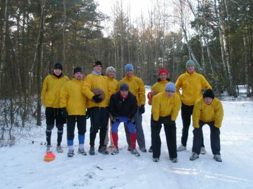 Zimní příprava naKrkavci