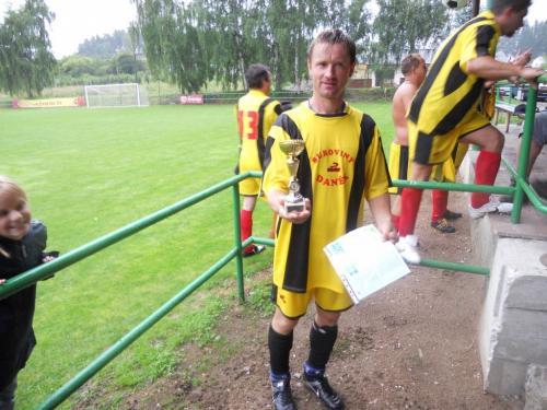 Memoriál FK 2011Jirka spohárem výtězů