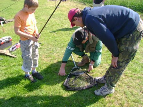 rybářské závody 25.4.2009